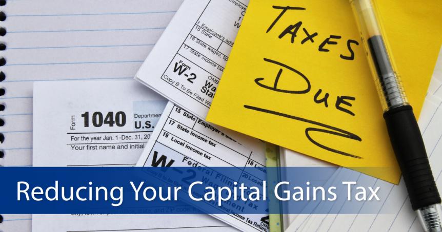 5 Ways To Cut Down On Your Capital Gains Tax