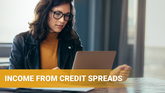 Income from Credit Spread Banner
