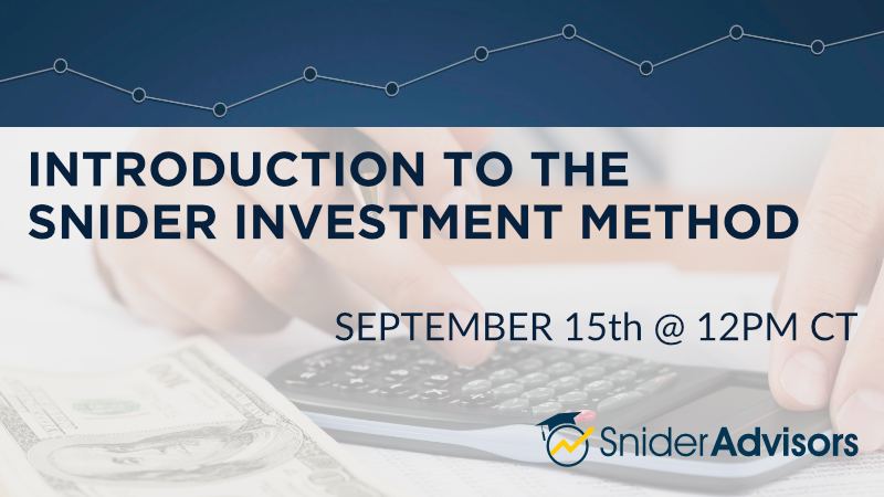 Intro to the Snider Method