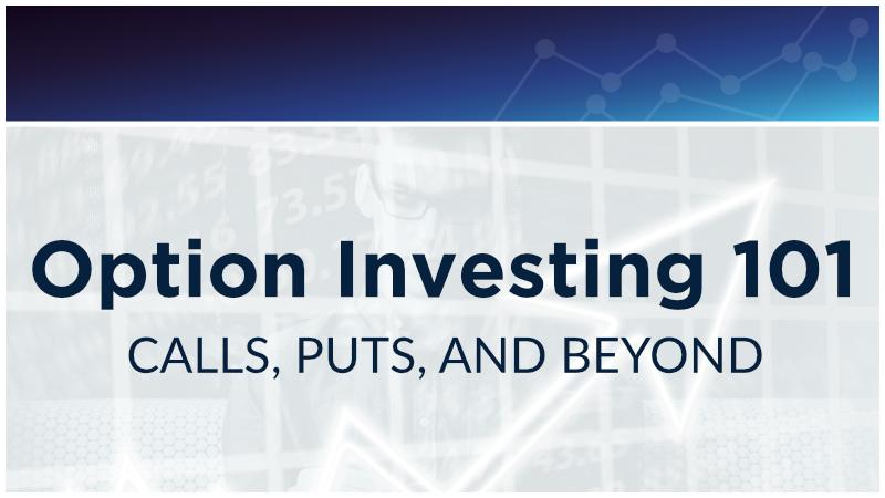 Option Investing 101