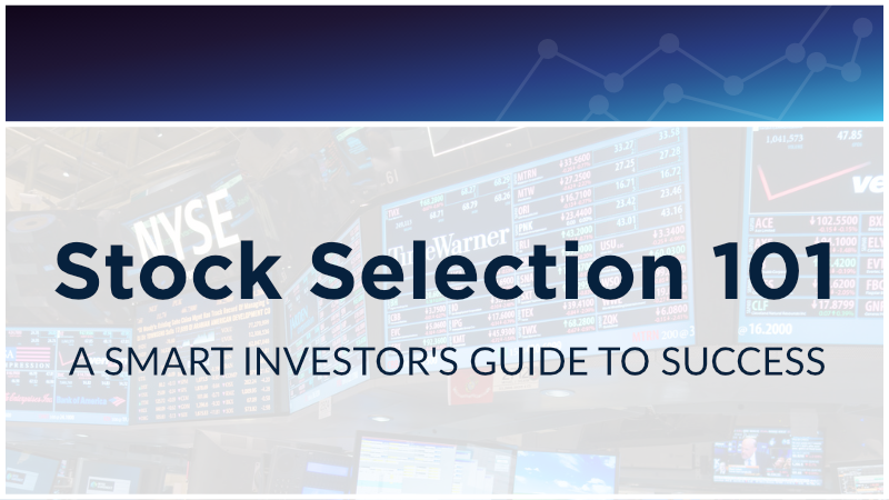 Stock Selection 101 online investment course