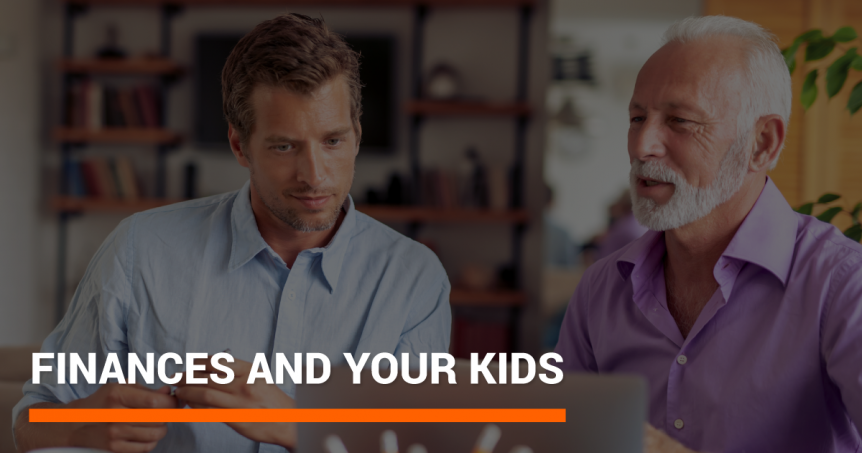 How To Talk About Finances With Your Adult Kids Banner