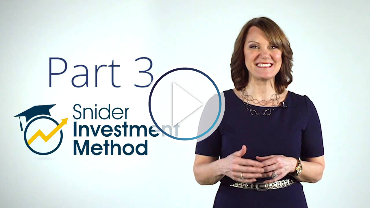 Still from Snider Investment Method training video
